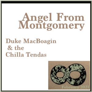 Cover for Angel single